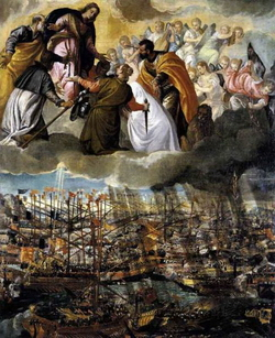 Лепантская победа (Паоло Веронезе)