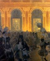 Маскарад при Людовике XIV. 1898 г.