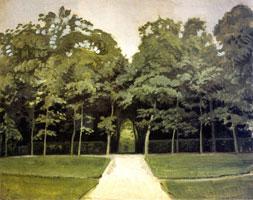 Версаль. Аллея. 1905-1906 г.
