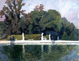 Версаль. Водный партер. 1905-1906 г.