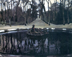 Бассейн Флоры в Beреале. 1905-1906 г.